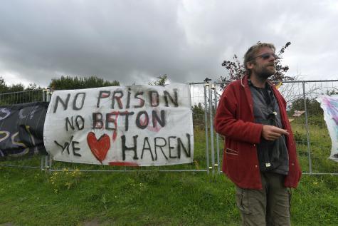 Maxi-Prison de Haren – La Région délivre le permis d'urbanisme sans tenir compte de la concertation