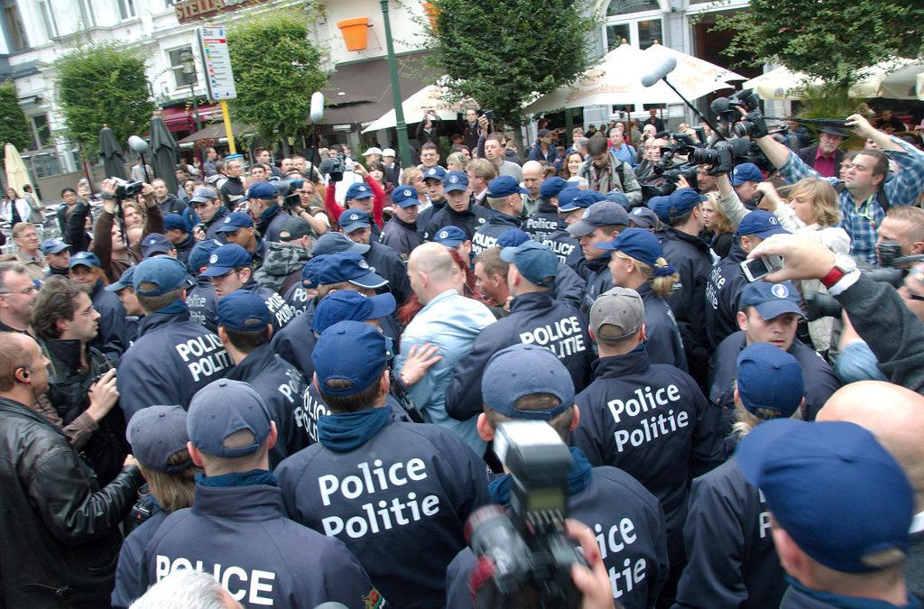Ecolo propose la création d'un Etat major pour les six zones de police bruxelloises