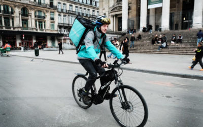 Coursiers Deliveroo : Ecolo-Groen dénonce des conditions de travail inacceptables et demande au Ministre Peeters de légiférer
