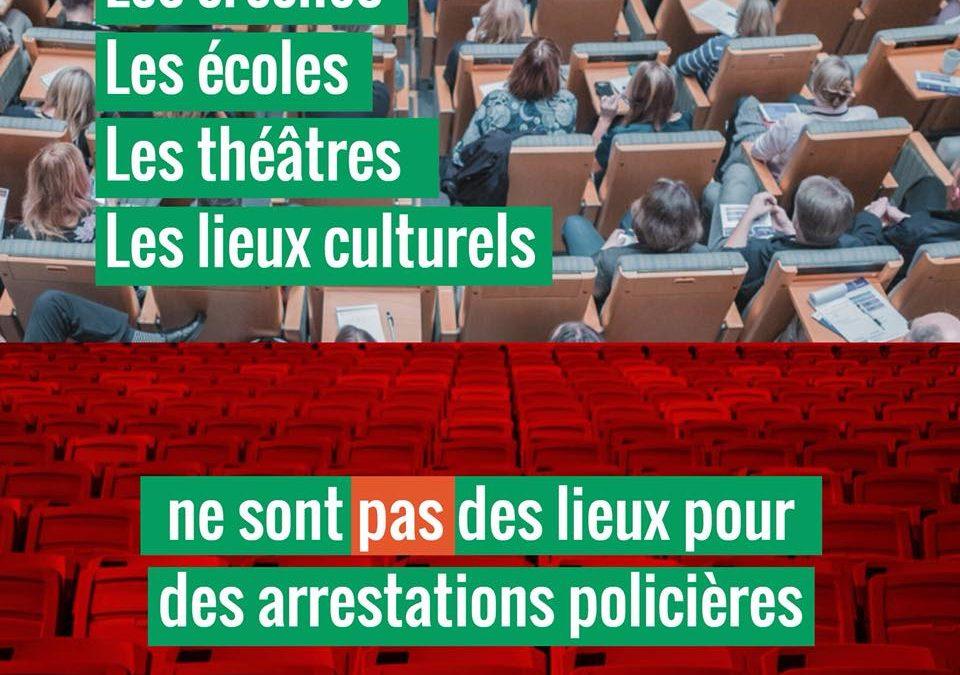 Crèches, écoles, théâtres… : Ecolo veut déclarer la Fédération Wallonie-Bruxelles comme 'Entité hospitalière'