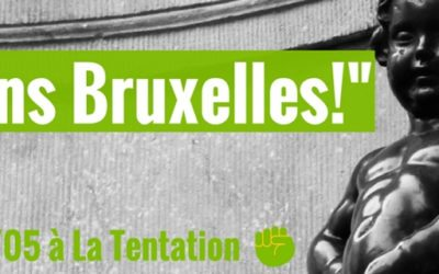 [05/05/2018] Table-ronde « Osons Bruxelles! »