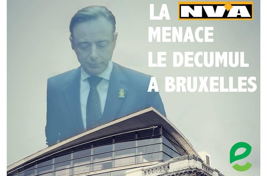 Décumul intégral en Région bruxelloise : pour protéger les intérêts de quelques privilégiés, la NVA envisage le recours au conflit d'intérêt