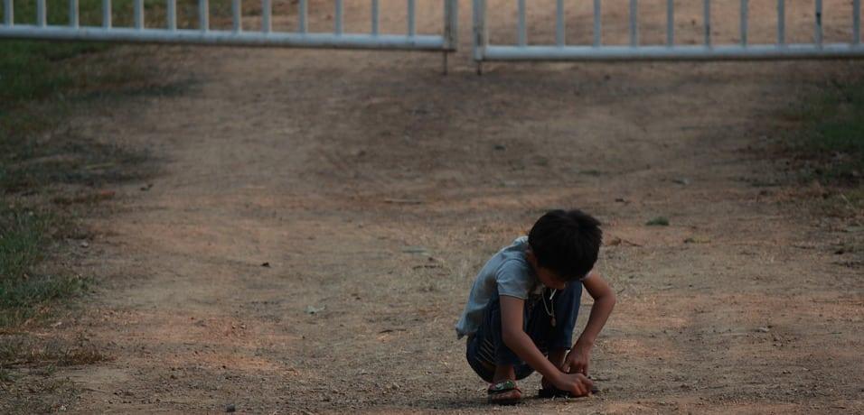 [Droits humains] Ces enfants qu'on emprisonne.