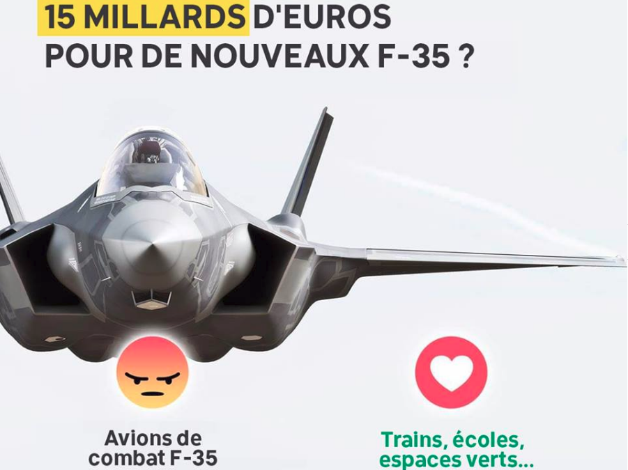 [Edito] Suzie et les F35!