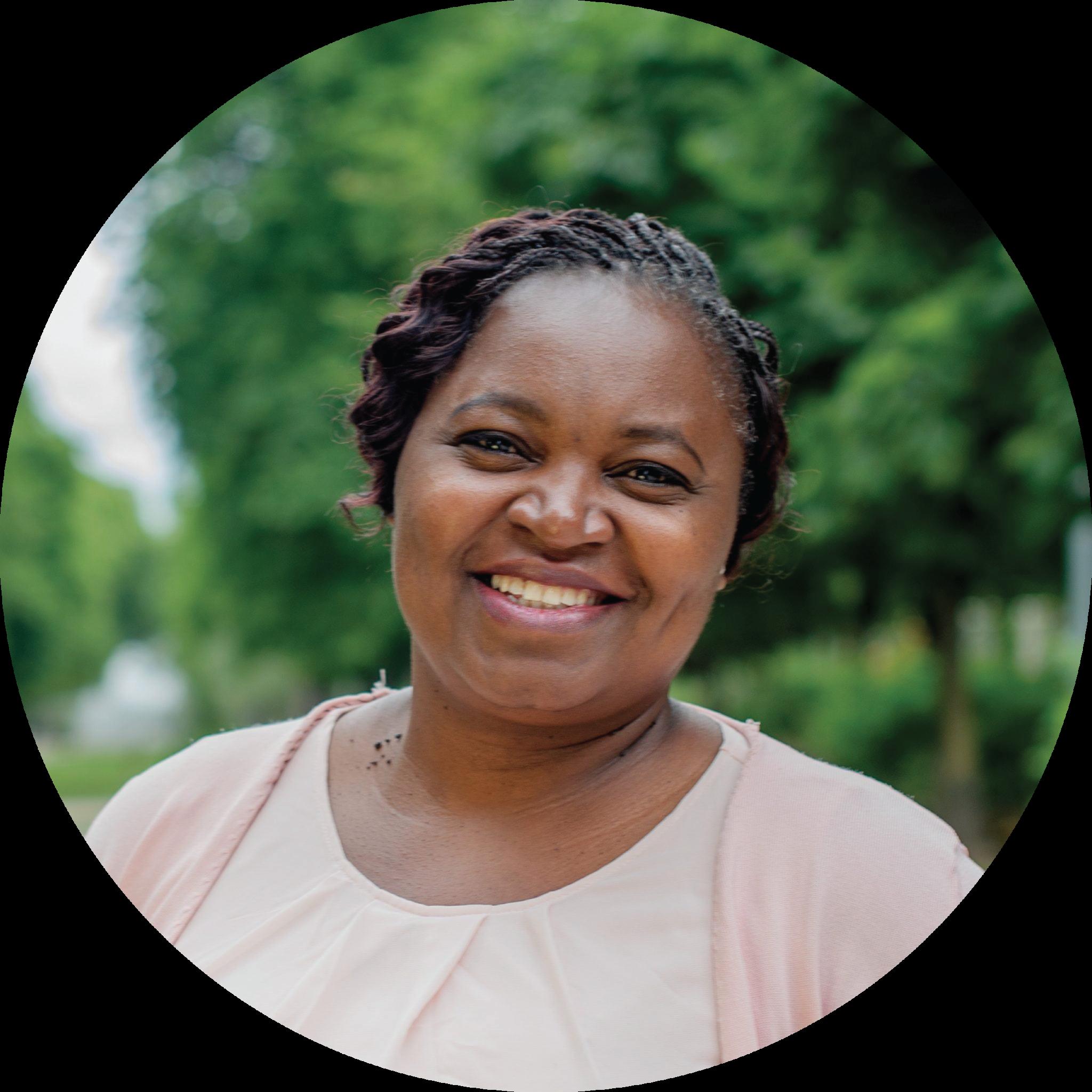 Christiane Ananga