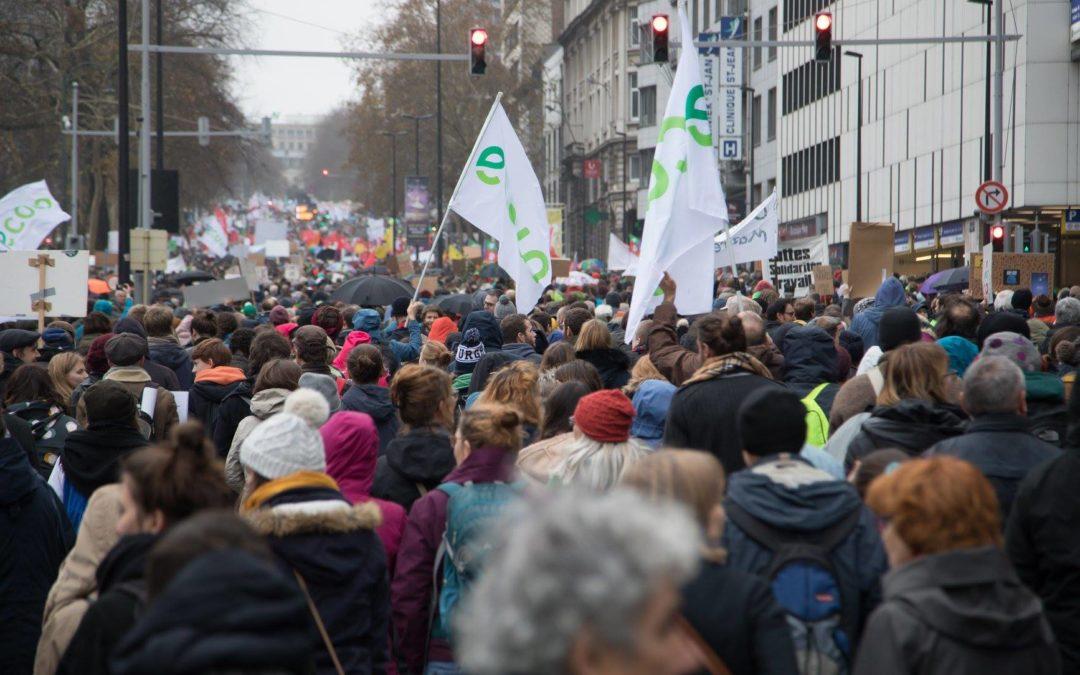 Marche pour le climat : nos gouvernements doivent cesser d'être en affaires courantes climatiques