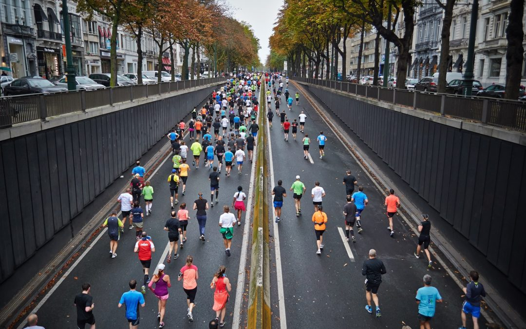 20 km de Bruxelles : Courir avec Ecolo-Groen