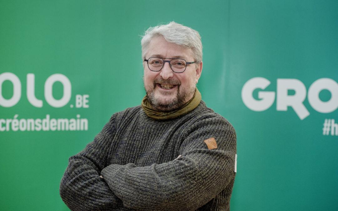 Robert De Lille – Candidat Erasmus