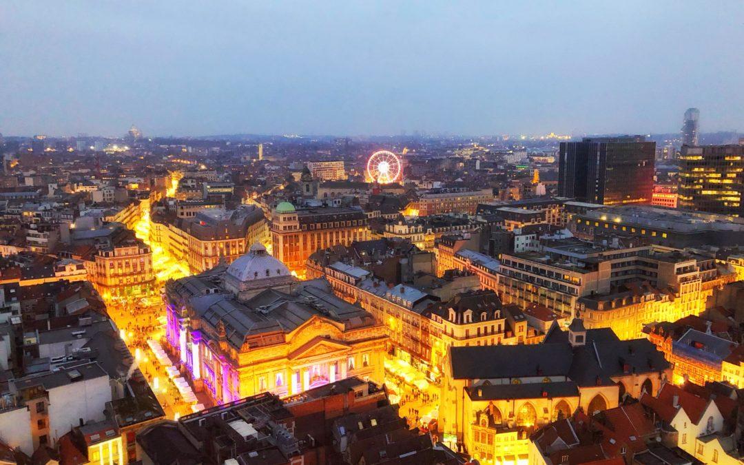 Fête de l'Iris: 30 ans de Région bruxelloise, l'heure de la nouvelle génération