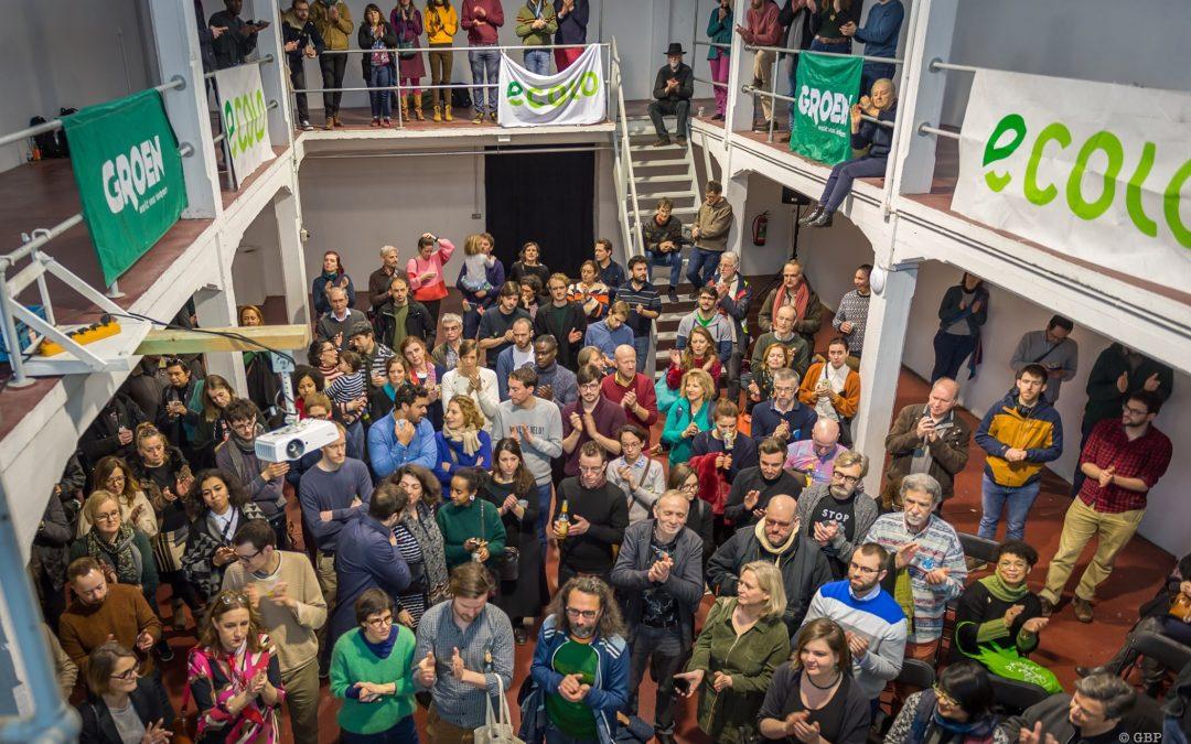 Ecolo Bruxelles, ou l'écologie politique en action